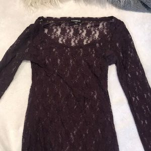 Long sleeve from express